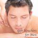 Madison Spa Gift Vouchers for Men